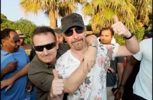 The Edge, du groupe U2 : grosse fiesta à Saint-Tropez pour son anniversaire !