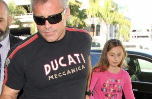 """Matt LeBlanc (Friends) """"papa gâteau"""" : rares confidences sur sa fille"""