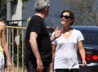 Jennifer Garner a retrouvé son père adoptif... le temps d'une petite séance de sport !