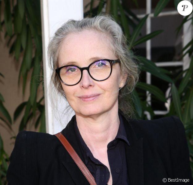Julie Delpy assiste à la cérémonie des World Cinema Awards à la Résidence du Consul de France à Beverly Hills, le 10 février 2020.