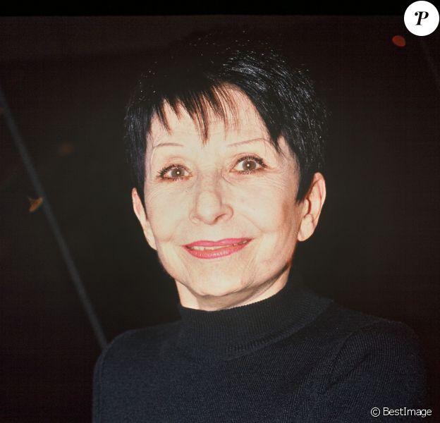 Répétitions pour son concert au Zénith de Paris le 16 février 1995