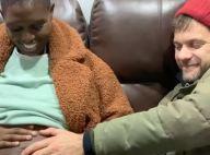 Joshua Jackson : Tendre vidéo du futur papa avec le baby bump de Jodie