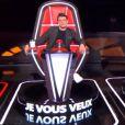 """Samson - Talent de """"The Voice 9"""" lors des auditions à l'aveugle de samedi 22 février 2020, TF1"""