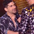 """Tirso - Talent de """"The Voice 9"""" lors des auditions à l'aveugle de samedi 22 février 2020, TF1"""