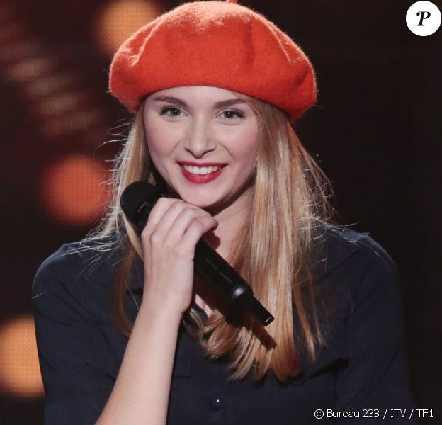 """Isilde - Talent de """"The Voice 2020"""" lors des auditions à l'aveugle du samedi 22 février 2020"""