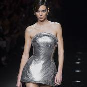 Kendall Jenner, Emily Ratajkowski, Bella Hadid : Les bombes du défilé Versace