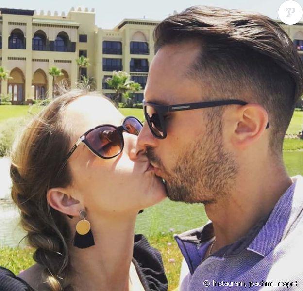 """Elodie et Joachim de """"Mariés au premier regard 2020"""" au Maroc, le 18 février, photo Instagram"""