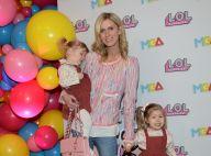 Nicky Hilton, maman poule : Rare sortie avec ses filles Lily-Grace et Teddy