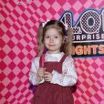 Nicky Hilton avec ses filles Teddy et Lily à la soirée L.O.L Surprise! à New York, le 24 février 2020.