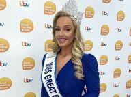 Miss Grande-Bretagne : Couronnée après avoir perdu 50 kilos suite à une rupture