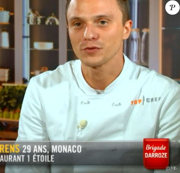 "Jean-Philippe dans ""Top Chef"", mercredi 4 mars 2020 sur M6."