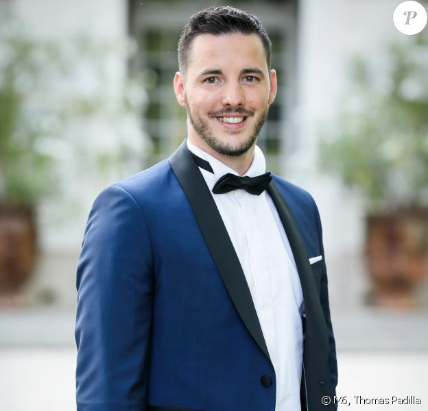 "Adrien, candidat de ""Mariés au premier regard 2020"", photo officielle"