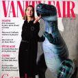 """Retrouvez l'interview intégrale de Carole Bouquet dans le magazine """"Vanity Fair"""", n°77 du 2 mars 2020."""