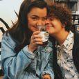 Gaten Matarazzo (Stranger Things) publie de tendres photos et un joli message pour ses deux ans d'amour avec sa petite amie, Lizzy. Le mercredi 4 mars 2020 sur Instagram.