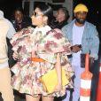 Nicki Minaj et son mari Kenneth Petty arrivent au défilé de Marc Jacobs lors de la New York Fashion Week (NYFW), le 12 février 2020.