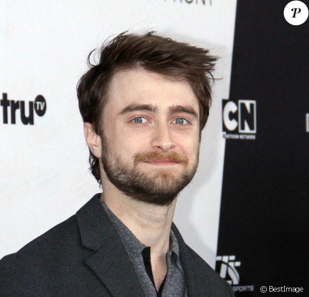 Daniel Radcliffe à l'événement Turner Upfront 2018 à New York, le 16 mai 2018.