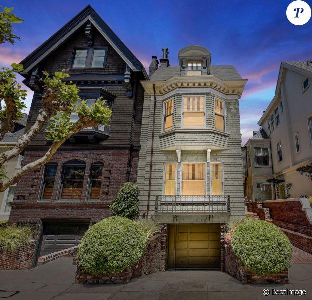 Julia Roberts a acheté une maison centenaire à 8,3 millions de dollars à San Francisco
