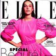 """Couverture du magazine """"ELLE"""", numéro 13 mars 2020."""