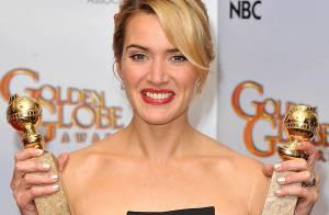 La belle Kate Winslet - Oscar, BAFTA et Golden Globe 2009... se reconvertit sur le petit écran !
