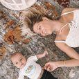 Jessica Thivenin radieuse au côté de son fils Maylone, le 14 février 2020