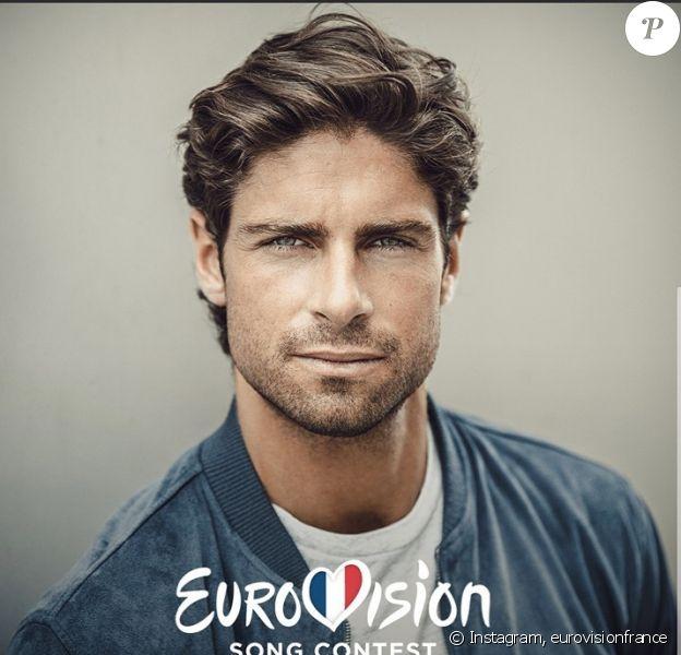 Tom Leeb, candidat français à l'Eurovision 2020