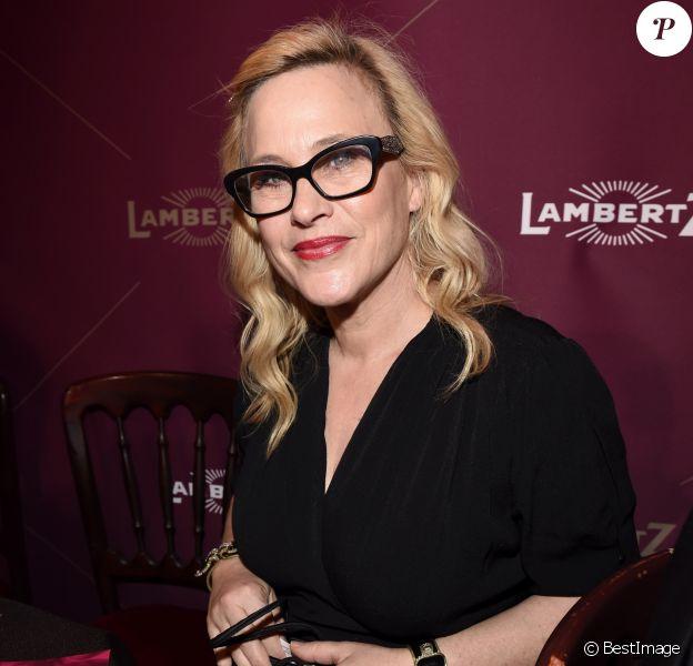 """Patricia Arquettelors de la soirée Lambertz Monday Night 2020 """"Wild Chocolate Party"""" (Schokoparty) à Cologne, Allemagne, le 3 février 2020."""