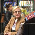 Exclusif - Patricia Arquette fait ses courses dans un supermarché à Los Angeles le 5 janvier 2020.