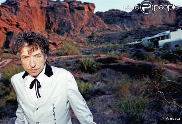 Bob Dylan fait le tour des maisons de légendes !
