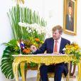 Le roi Willem-Alexander des Pays-Bas et la reine Maxima des Pays-Bas - Visite d'État en Indonésie - Jour 2 - Jakarta, le 10 mars 2020. Official State visit in Indonesia, day 2, March 10th 2020.10/03/2020 - Jakarta