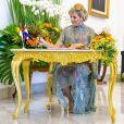 La reine Maxima des Pays-Bas - Visite d'État en Indonésie - Jour 2 - Jakarta, le 10 mars 2020. Official State visit in Indonesia, day 2, March 10th 2020.10/03/2020 - Jakarta