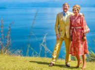 Willem-Alexander et Maxima : Images de leur visite en Indonésie malgré le virus
