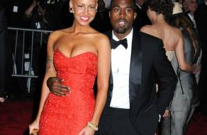 Kanye West : sa bombe Amber Rose, presque nue à Barcelone... a fait exploser le thermomètre !