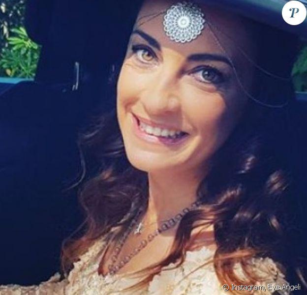 Eve Angeli sur Instagram. Le 19 septembre 2019.