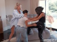 L'Incroyable famille Kardashian : Kim et Kourtney se battent et s'insultent