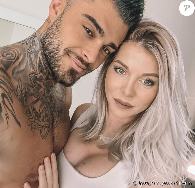 Jessica Thivenin avec son mari Thibault, sur Instagram, le 20 octobre 2019