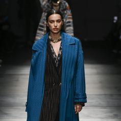 """Irina Shayk - Défilé de mode PAP automne-hiver 2020 """"Missoni"""" à Milan. Le 22 février 2020."""