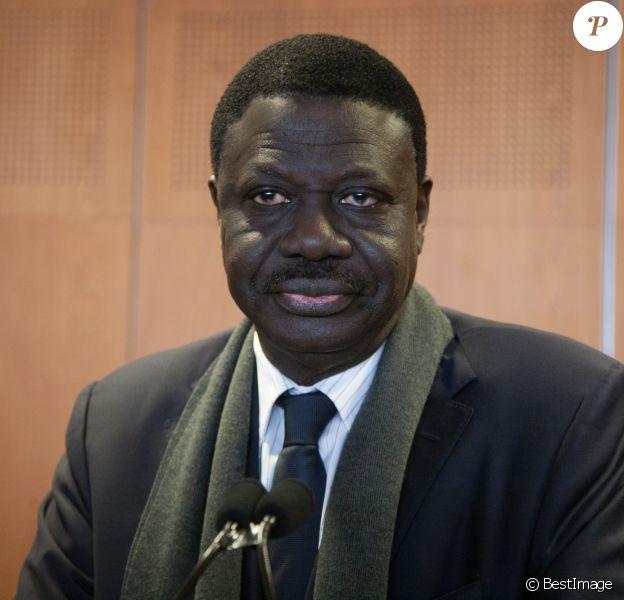 Pape Diouf, ancien journaliste et président du club de football de l'OM, est candidat à l'élection municipale de Marseille. Le 4 février 2014