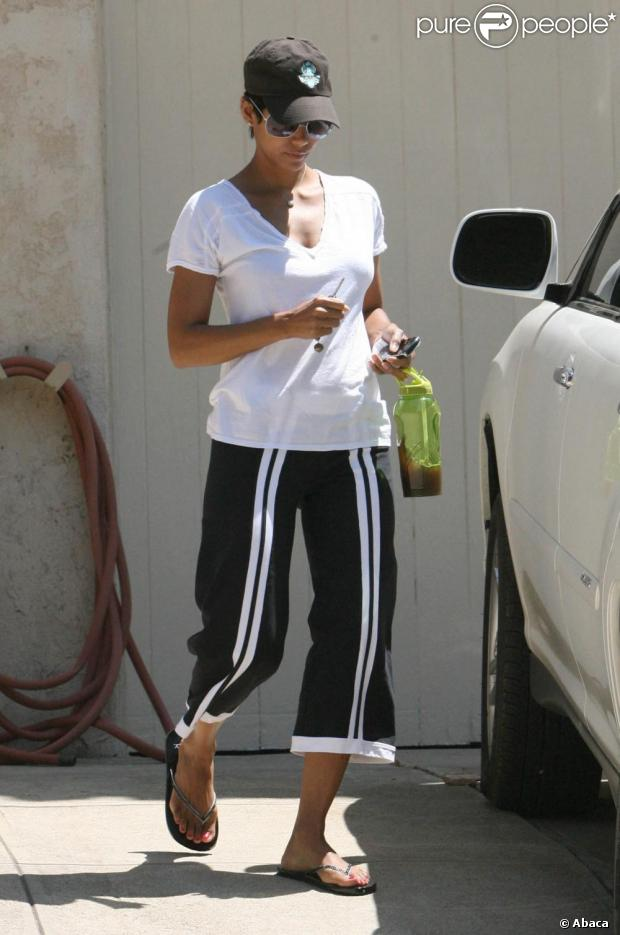 Halle Berry version sportswear