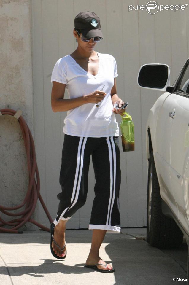 Halle Berry version sportswear