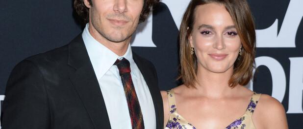 Leighton Meester est enceinte ! Bébé surprise avec Adam Brody