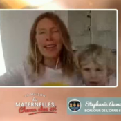 Agathe Lecaron en direct sur France 5 : son fils Félix s'invite par surprise