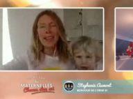 Agathe Lecaron en direct sur France 5 : son fils Félix s'invite par surprise