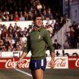 Peter Bonetti, gardien de but légendaire du club de football de Chelsea, ici lors d'un match en 1969, est décédé le 12 avril 2020 à 78 ans des suites d'une longue maladie. © PA/PA Wire/Abacapress.com