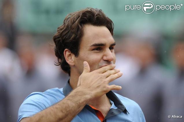 Roger Federer a remporté son 61e trophée sur le circuit ATP !