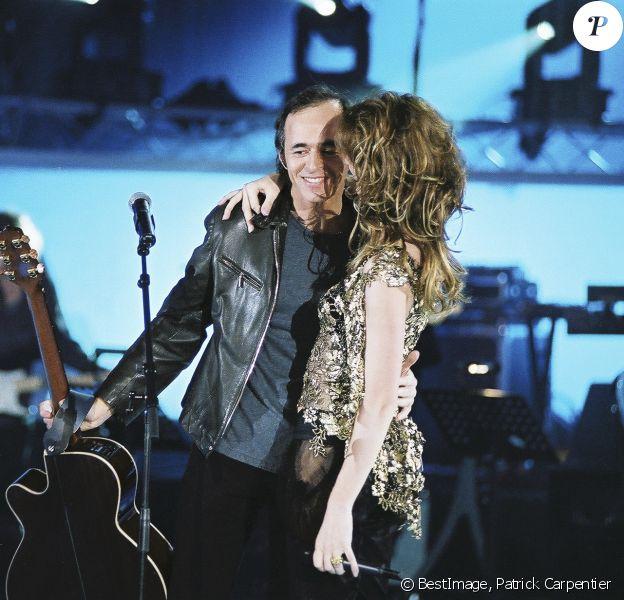 Archive - Exclusif - Jean-Jacques Goldman lors d'une émission spéciale Céline Dion sur TF1 le 12 novembre 2004. © Patrick Carpentier / Bestimage
