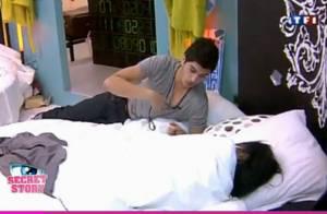 Secret Story 3 : FX est une victime ! Quand il ne se prend pas des jets de chaussures... il subit la manipulation de Bruno ! Regardez !
