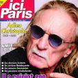 """Couverture du magazine """"Ici Paris"""", numéro du 22 avril 2020."""