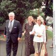 """Edward """"Ted"""" Kennedy, ici avec ses soeurs Patricia et Jean (dernière vivante du clan), est décédé le 25 août 2009 à l'âge de 77 ans."""