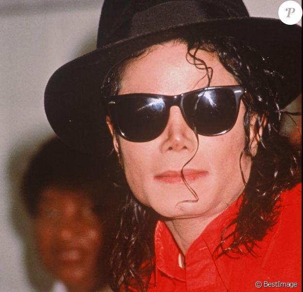 Archives - Michael Jackson le 1er octobre 1990.