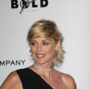 Sharon Stone, 51 ans et sans maquillage... Elle assure encore ! La preuve !